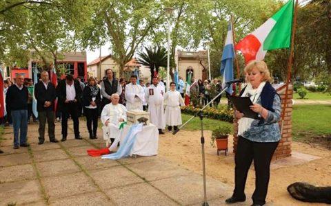 Hommage au père Lorenzo Cot  à l'occasion du 150e anniversaire de sa mort