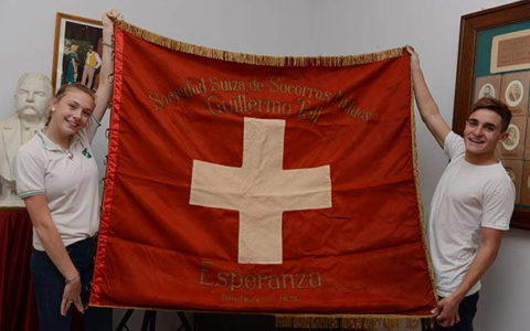 Exposition «Suiza existe» à Berne, du 7 septembre au 28 octobre 2018
