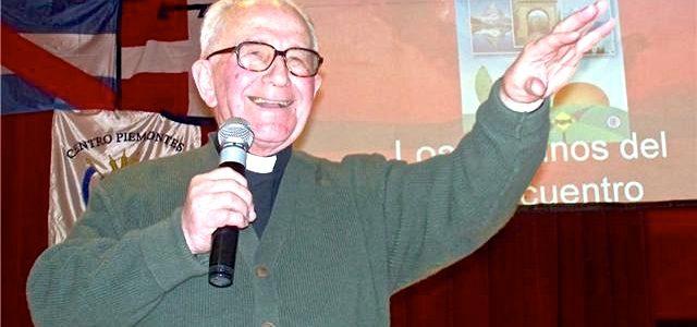 Le père Rougier, artisan des retrouvailles entre le Valais et l'Argentine, nous a quittés