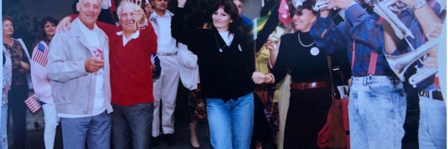 30e anniversaire des Retrouvailles de 1991: hommage à ceux qui oeuvrent pour maintenir et développer les liens d'amitié entre le Valais et ses cousins du monde